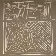 "A very ""complicated"" maze"